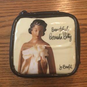 Beautiful Bermuda Betty Benefit Makeup Bag